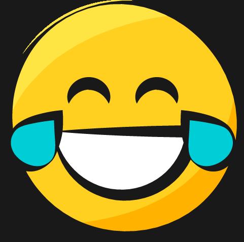 """Résultat de recherche d'images pour """"smiley rire aux larmes"""""""