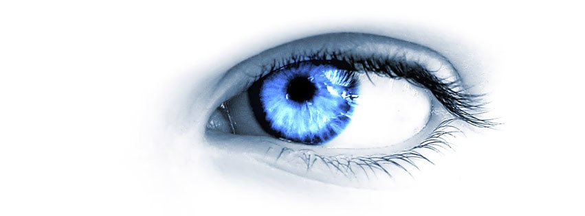 couverture, facebook, cover, yeux, bleus, blue, eyes