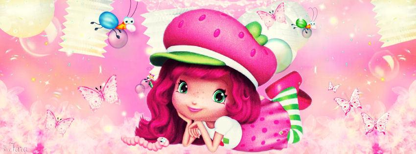 charlotte aux fraises, couverture fb, facebook cover