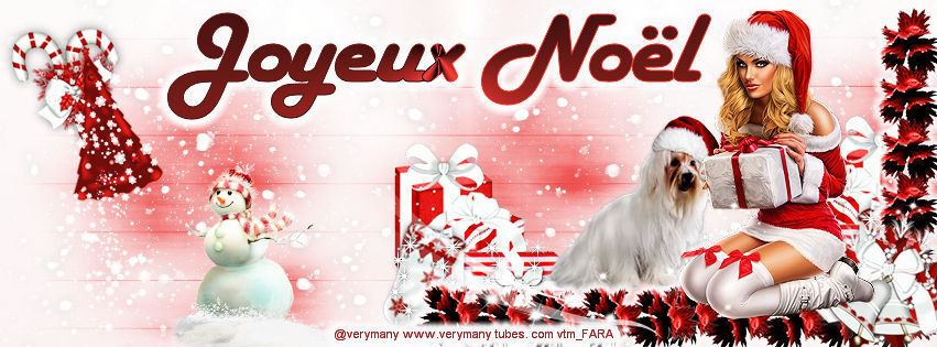 joyeux noel, couverture fb, facebook cover